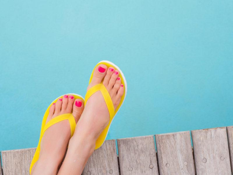 Summer Sandal Genesis Dermatology